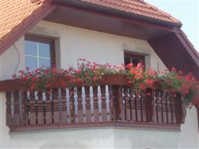 Balkony na míru